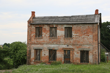 Abbruchhaus