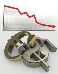 crollo valuta