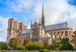Notre Dame de Paris cathedral, France - 78749167