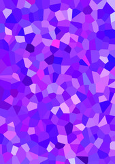 abstract mosaic tiles vector background