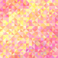 Abstract background in shades of pink and yellow
