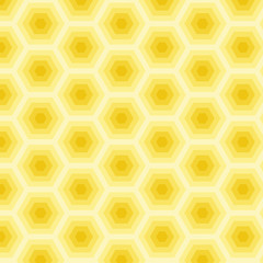 Abstract Yellow Pattern, vector