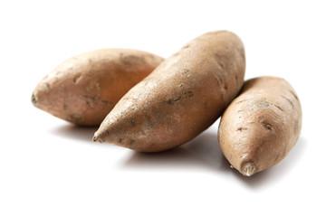 racine de patate douce