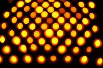 Bokeh lights background