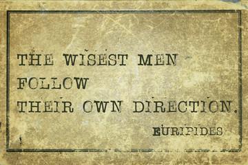 direction Euripides