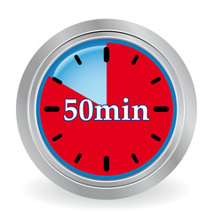 50 MINUTES ICON
