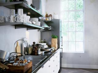 Küchen in Altbau
