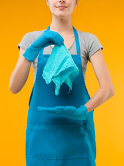 the perfect rag for cleaning