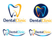 Dental Logo Design. Dentist Logo