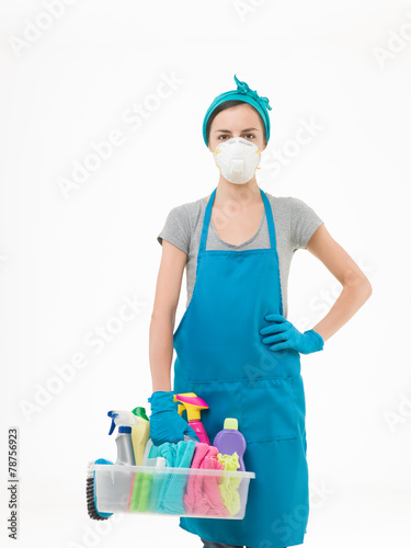 toxic cleaning - 78756923