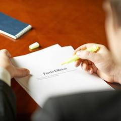 Pareto efficient tax definition composition