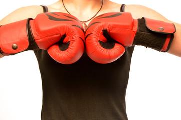 A sport feminine