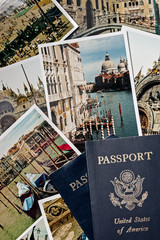 Venice Vacation Photos with Passport