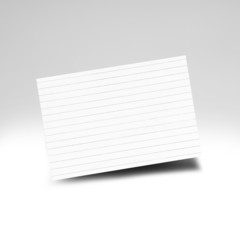 Notizblatt