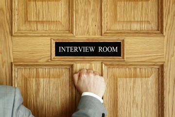 Attending an interview