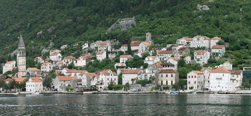 Montenegro Budva Kotor landscape