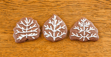 cookies trees form