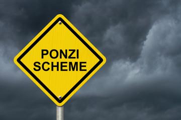 Ponzi Scheme Warning Sign