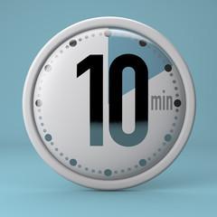 Tempo, orologio, timer, cronometro, 10 minuti