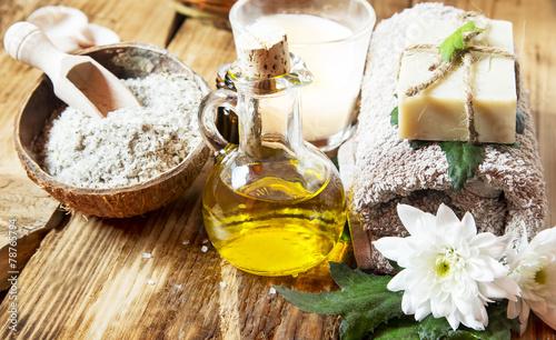 Aluminium Olijfboom Olive Oil Spa Therapy