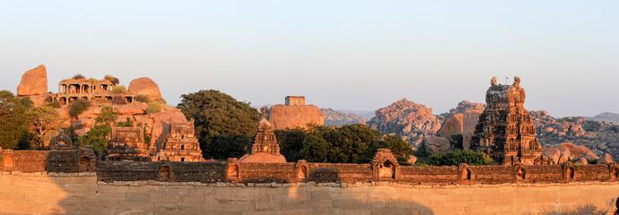 Malayavanta Raghunatha Temple near Hampi