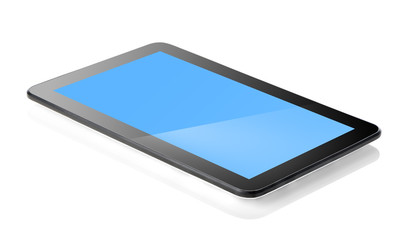 Tablet isolated