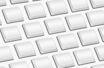 Tastatur blank, Computer, Laptop, Notebook