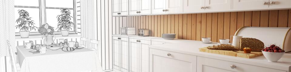 Planung einer Küche mit Küchenplaner