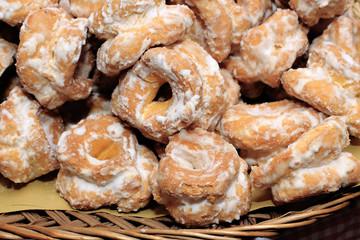 zuccherino dolce tipico