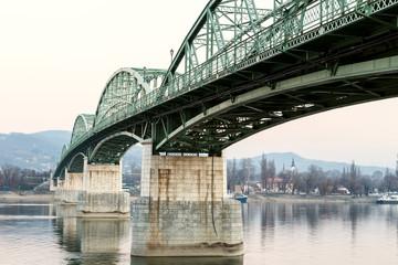 Marie Valerie bridge,Esztergom,Sturovo