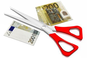 200 Euro Forbici
