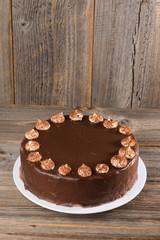Buttercremetrüffel-Torte