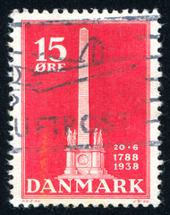 Emancipation Column Copenhagen