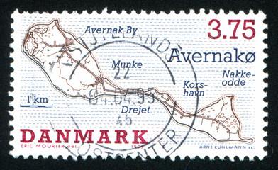Danish Island Avernako