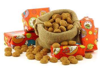 """Dutch """"pepernoten"""" eaten at Dutch festivities around december 5t"""