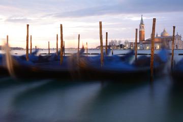 Alba romantica a Venezia