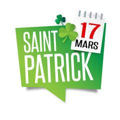 Saint Patrick - 17 mars 2015