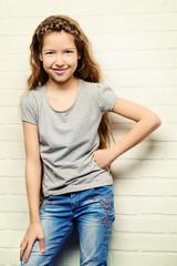 cool teen girl