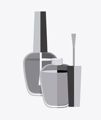 make up design,vector illustration