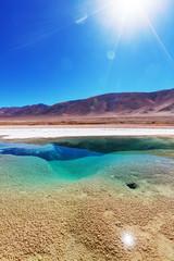 Salinas in Argentina