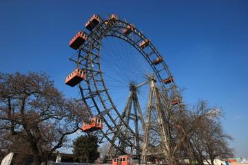 Vienna symbolic big wheel (1)