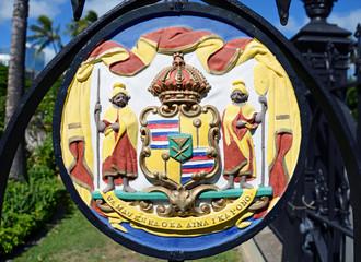 Wappen Königreich Hawaii