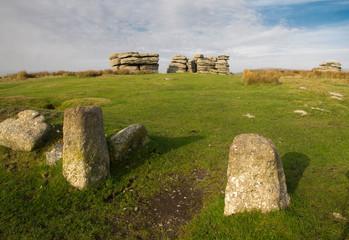Combestone Tor, Dartmoor