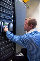 Storage server SAN NAS