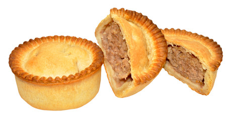 Freshly Baked Meat Pie