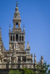 La Giralda Bell Tower of Seville