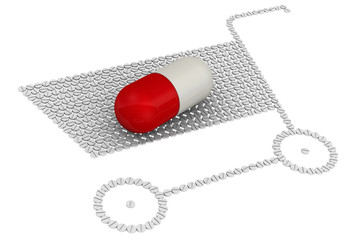 Платные лекарства. Концепция