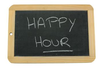 slate happy hour