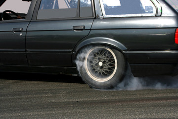 Drift Burnout Racing
