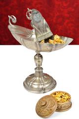 incenso per cerimonie religiose